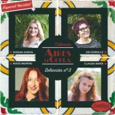 CDs de Música: COLECCIÓN AIRES DE COPLA. SELECCIÓN Nº 3. Lote 289023423