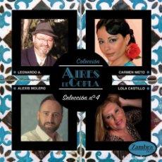 CDs de Música: COLECCIÓN AIRES DE COPLA. SELECCIÓN Nº 4. Lote 289023748
