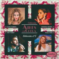 CDs de Música: COLECCIÓN AIRES DE COPLA. SELECCIÓN Nº 5. Lote 289023903