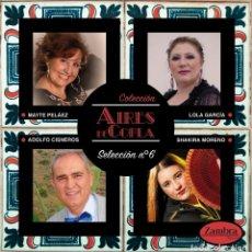 CDs de Música: COLECCIÓN AIRES DE COPLA. SELECCIÓN Nº 6. Lote 289024018