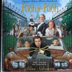 CDs de Música: RICHIE RICH / ALAN SILVESTRI CD BSO. Lote 289025138