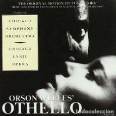 CDs de Música: OTHELLO / ANGELO FRANCESCO LAVAGNINO CD BSO. Lote 289027633