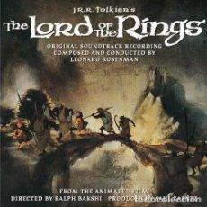 CDs de Música: THE LORD OF THE RINGS / LEONARD ROSENMAN CD BSO. Lote 289027738