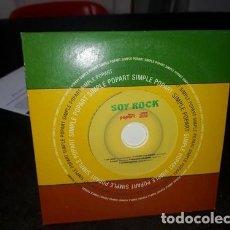 CDs de Música: -SINGLE REGGAE POPART CAFRES CULTURA PROFETICA. Lote 289034288
