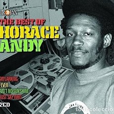 CDs de Música: -HORACE ANDY BEST OF CD UK IMPORT. Lote 289034563