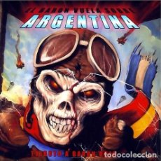 CDs de Música: -TRIBUTO ARGENTINO A BARON ROJO LORIHEN JASON PATAN. Lote 289036933