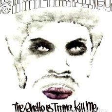 CDs de Música: -THE WHITE MANDINGOS THE GHETTO IS TRYNA KILL ME CD IMPORT. Lote 289038643