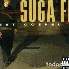 CDs de Música: -SUGA FREE STREET GOSPEL CD US IMPORT. Lote 289039878
