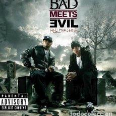 CDs de Música: -BAD MEETS EVIL HELL THE SEQUEL CD US IMPORT. Lote 289040263