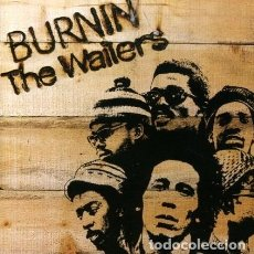 CDs de Música: -BOB MARLEY BURNIN CD US IMPORT. Lote 289040473