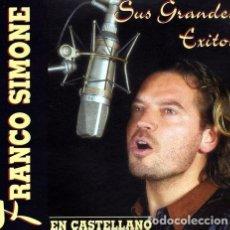 CDs de Música: -FRANCO SIMONE CD GRANDES EXITOS EN CASTELLANO. Lote 289040593