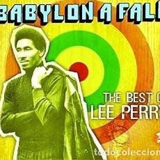 CDs de Música: BABYLON A FALL BEST OF LEE PERRY CD UK IMPORT. Lote 289041238