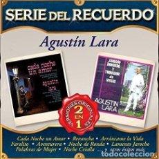 CDs de Música: AGUSTIN LARA SERIE DEL RECUERDO CD MX IMPORT. Lote 289041418