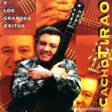 CDs de Música: -CACHO TIRAO CD GRANDES EXITOS 1994. Lote 289041563