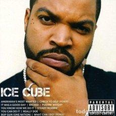 CDs de Música: ICE CUBE ICON CD US IMPORT. Lote 289041818