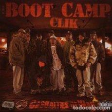 CDs de Música: BOOT CAMP CLIK CASUALTIES OF WAR CD US IMPORT. Lote 289042513