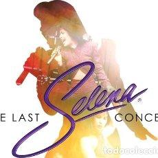 CDs de Música: SELENA THE LAST CONCERT CD US IMPORT. Lote 289042753