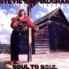 CDs de Música: STEVIE RAY VAUGHAN SOUL TO SOUL CD IMP. Lote 289043438