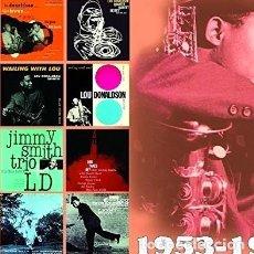 CDs de Música: LOU DONALDSON COMPLETE ALBUMS COLLECTION 1953 59 CD US IMP. Lote 289043453