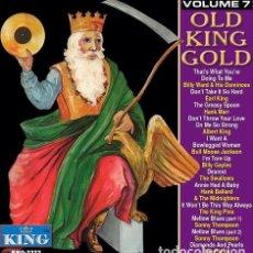 CDs de Música: VARIOUS ARTISTS OLD KING GOLD 7 VARIOUS CD IMPORT. Lote 289043463