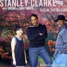 CDs de Música: STANLEY CLARKE JAZZ IN THE GARDEN CD US IMPORT. Lote 289043803