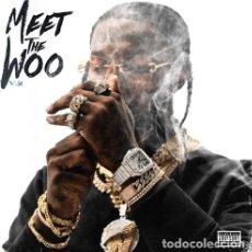 CDs de Música: POP SMOKE MEET THE WOO 2 CD US IMPORT. Lote 289044018