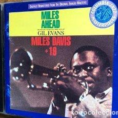 CDs de Música: MILES DAVIS MILES AHEAD USA CD. Lote 289044063
