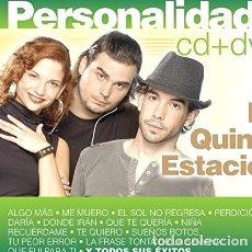 CDs de Música: LA QUINTA ESTACION PERSONALIDAD CD CA IMPORT. Lote 289044188