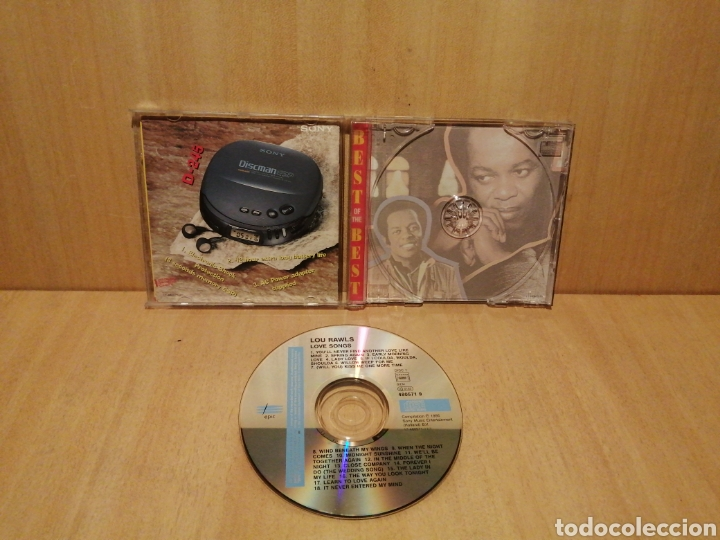 CDs de Música: Lou Rawls. Love Songs. - Foto 2 - 289200513