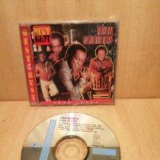 CDs de Música: LOU RAWLS. LOVE SONGS.. Lote 289200513
