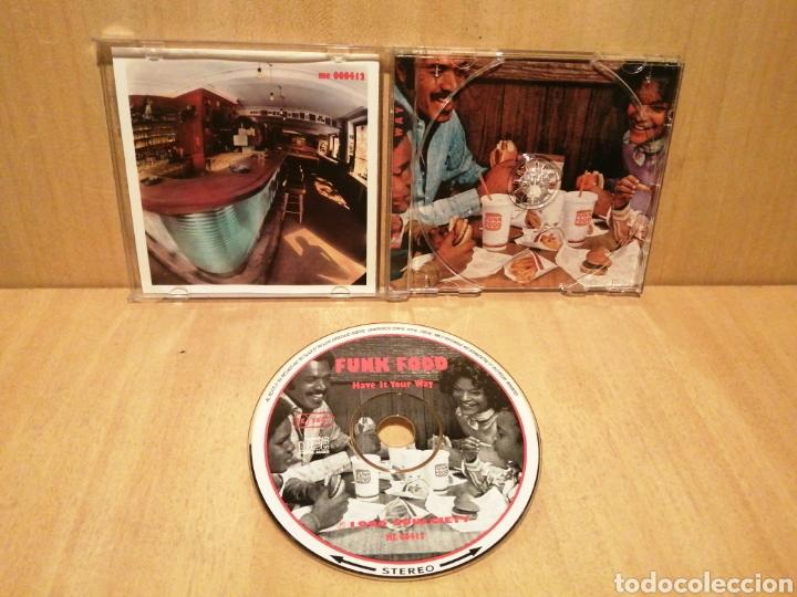 CDs de Música: Funk Food. Have it your way. Recopilatorio Soulciety. Año 1996. - Foto 3 - 289201018