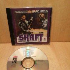 CDs de Música: ISAAK HAYES. SHAFT. EDICIÓN UK. STAX.. Lote 289205878