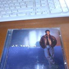 CD de Música: J. T. TAYLOR (KOOL AND RHE GANG) GREATEST HITS. EDICIÓN DE 2001 MUY RARA.. Lote 289217578