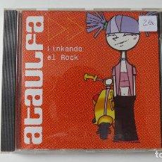 CDs de Música: ATAULFA LINKANDO EL ROCK - VARIOS- LOQUILLO - HEROES DEL SILENCIO, ECT CD 2002, EMI 7243 5 42929 2 7. Lote 289227138