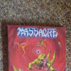 CDs de Música: MASSACRE , FROM BEYOND , CD 2018 UK DIGIPACK, NUEVO PRECINTADO, DEATH METAL. Lote 289236453