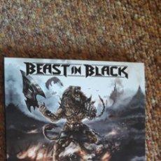 CDs de Música: BEAST IN BLACK , BERSERKER , CD 2017 DIGIPACK RUSIA OFICIAL . ESTADO IMPECABLE, POWER METAL. Lote 289237583