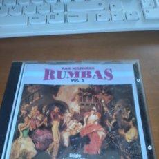 CDs de Música: LOS CHAMARONES. LAS MEJORES RUMBAS VOL. 5. EDICIÓN DE 1994. RARA. Lote 289237768