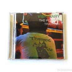 CDs de Música: VISIONARY - THE POSITIVE TRAVELER. Lote 289238578