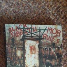 CDs de Música: BLACK SABBATH , MOB RULES , 2XCD 2017 DELUXE EDITION, ESTADO IMPECABLE. Lote 289238718