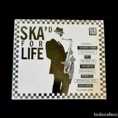 CDs de Música: SKA'D FOR LIFE (6CDS). Lote 289239513