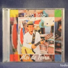 CDs de Música: BETO BRITO - MEI DE FEIRA - CD. Lote 289245718