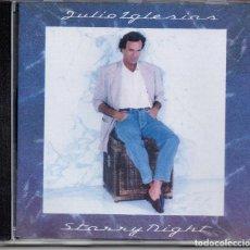 CDs de Música: JULIO IGLESIAS – STARRY NIGHT-POP, FOLK, WORLD, & COUNTRY,. Lote 289251268