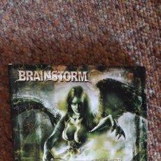 CDs de Música: BRAINSTORM , SOUL TEMPTATION , CD+DVD 2003 GERMANY, PERFECTO ESTADO. Lote 289271638