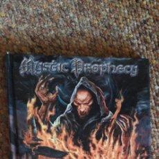 CDs de Música: MYSTIC PROPHECY , CD+DVD 2006 GERMANY , CON SEÑALES DE USO . SI FALLA LO RECOJO .. Lote 289273773