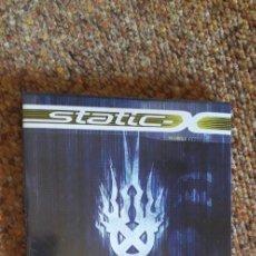 CDs de Música: STATIC-X , PROJECT: REGENERATION VOL. 1 , CD 2020 US , NUEVO PRECINTADO.. Lote 289275238
