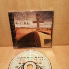 CDs de Música: EARTH, WIND & FIRE. IN THE NAME OF LOVE. AÑO 1997. UK.. Lote 289285903