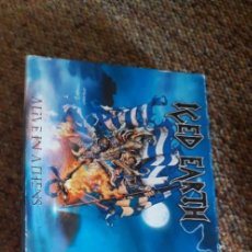 CDs de Música: ICED EARTH , ALIVE IN ATHENS , 3XCD BOX , 3X JEWELCASE, DISCOS PERFECTOS , CAJA EXT BIEN. Lote 289287398