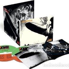 CDs de Música: LED ZEPPELIN LED ZEPPELIN DELUXE EDITION CD X 2. Lote 289288508