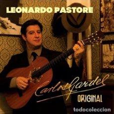 CDs de Música: LEONARDO PASTORE CARLOS GARDEL ORIGINAL CD. Lote 289289368