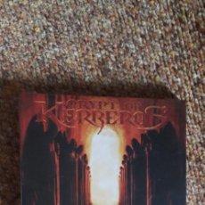 CDs de Música: CRYPT OF KERBEROS , WORLD OF MYTHS , CD 2012 DIGIPACK SINGAPORE , NUEVO PRECINTADO , DEATH METAL. Lote 289308403